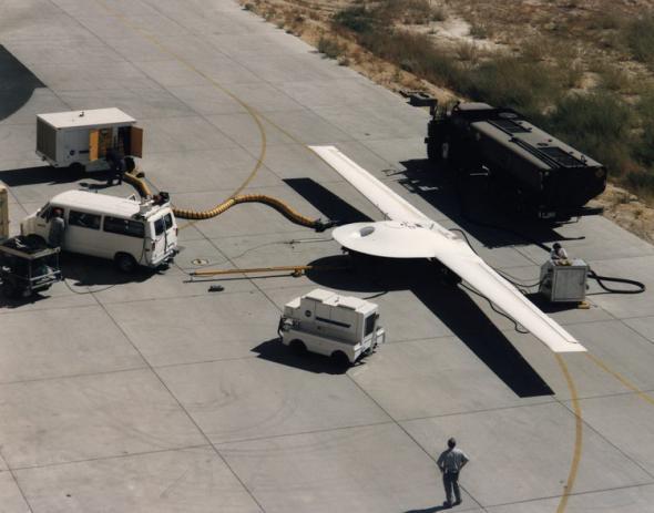 О дроне в угоне