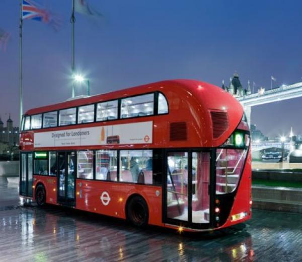 """Новый и современный """"символ Лондона"""""""