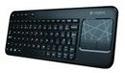 Беспроводная клавиатура с сенсорной панелью от Logitech появилась в Беларуси!