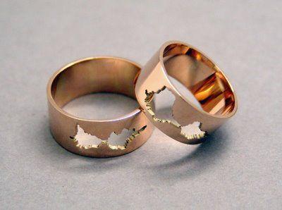 Креативные кольца
