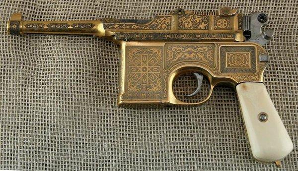 Необычное оружие