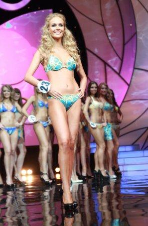 «Красой России-2011» стала модель «Плейбоя»