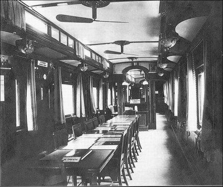 Императорский поезд
