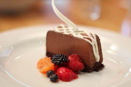 Ягодные десерты