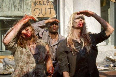 The Walking Dead: «Ходячие мертвецы» отдыхают до 12 февраля!