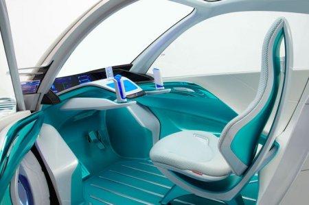 Концепт электрокара для города - Honda Micro Commuter