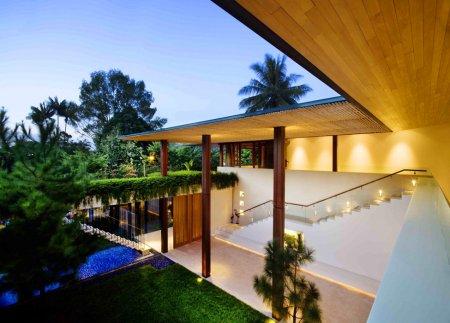 Tangga House – дом-мечта в Сингапуре от Guz Architects