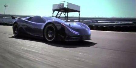 Радиоуправляемая автомодель Traxxas XO-1: 100 км/ч за 2,3 секунды