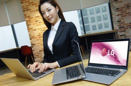LG X Note Z330 - официально представлен в Корее