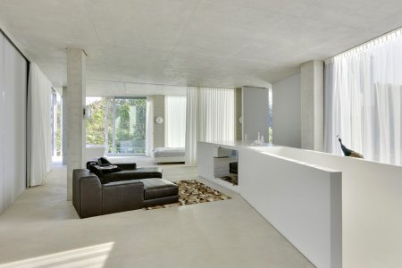 H House – стклянный дом от Wiel Arets Architects