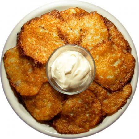 Ваши любимые блюда из картофеля [опрос]