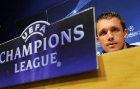 Тренер БАТЭ признал, что команда не была готова к игре с «Барселоной»