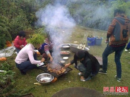 Шашлыки по-китайски