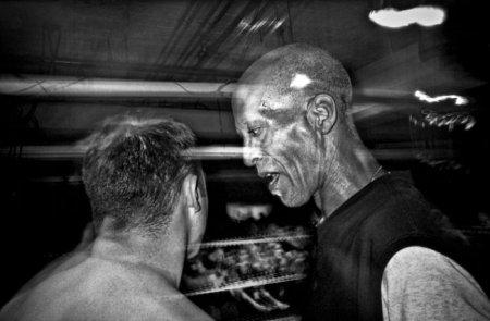 Нелегальные боксерские поединки в НЙ