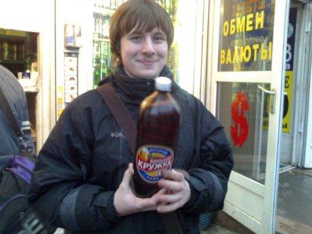 Администрации президента вновь предложили отменить запрет на торговлю пивом в ларьках