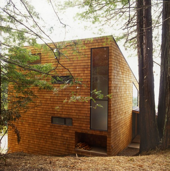 Sea Ranch Residence – загородный дом от Todd Verwers Architects