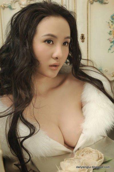 Ган Лулу – самая знаменитая девушка Китая