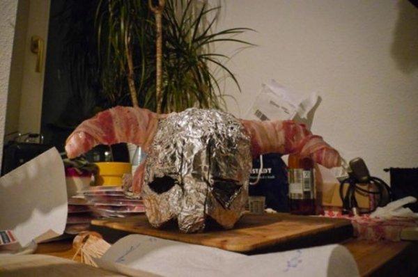 Беконовый шлем