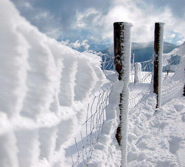 Красивые фото зимы