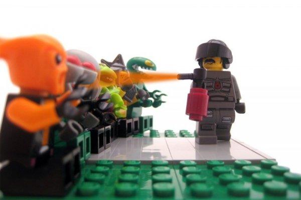 2011 год от Lego: как это было (8 фото)