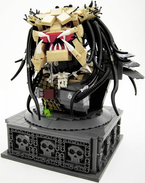 Лего-монстры