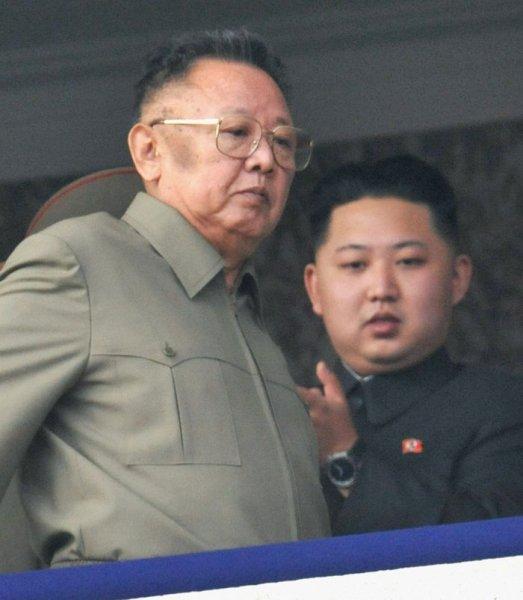 Ким Чон Ын объявлен «великим наследником»