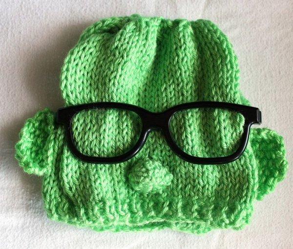 Модные шапки в стиле Маппет-шоу!