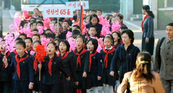 Разговор с северокорейской девушкой из хорошей семьи