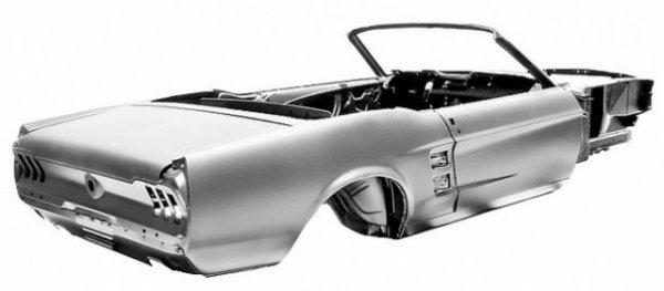 Ford возобновит производство Mustang 1967 ?