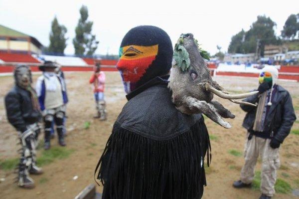 Перуанский мордобой