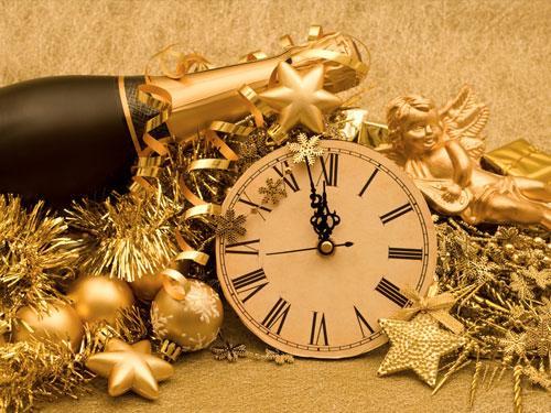 Как Вы встретили Новый год? ОПРОС