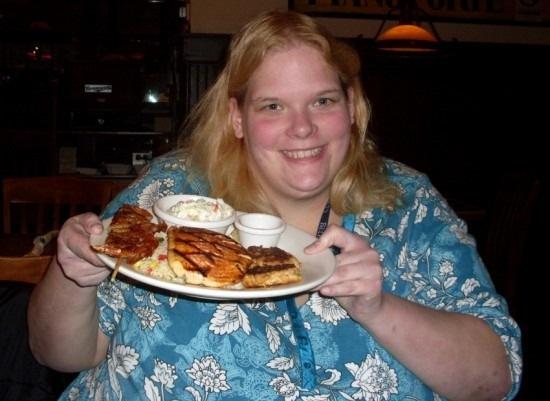 Оргазм от еды