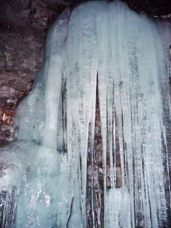 Ледяные красоты по всему миру