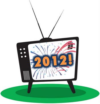 2012: Даты премьер и возвращений лучших сериалов