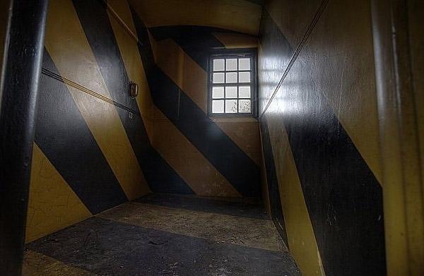 Заброшенная психиатрическая больница
