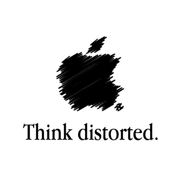 Приколы с логотипом Apple