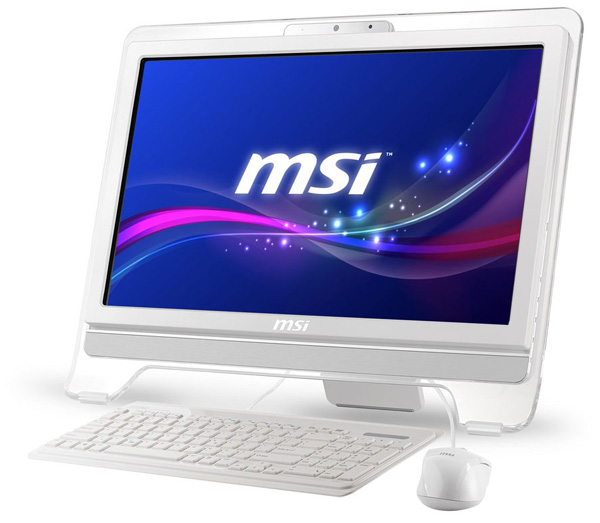 MSI Wind Top AE2071 - мультимедийный моноблок