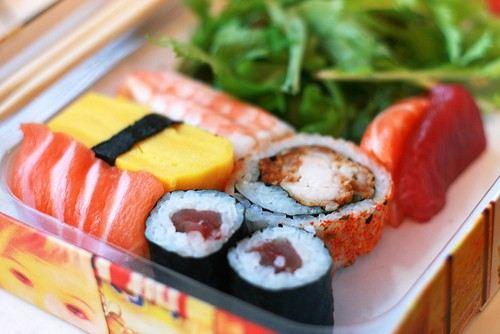 FoodPorn: Суши