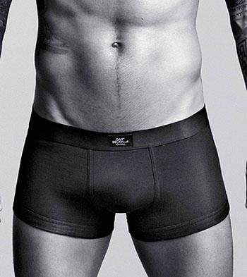 Дэвид Бекхэм в рекламе нижнего белья