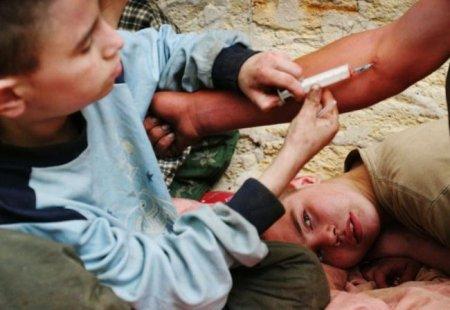 Дети - наркоманы