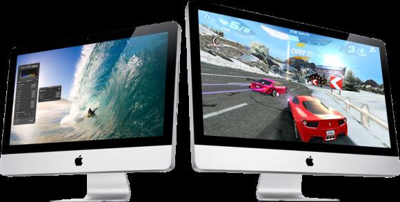 """Третья часть мирового рынка компьютеров """"all-in-one"""" принадлежит iMac"""