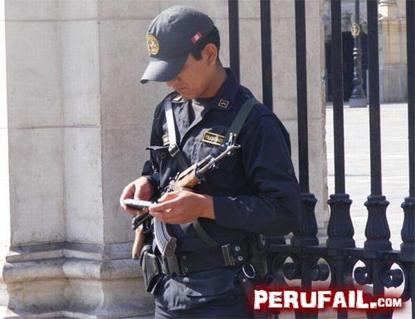 А тем временем в Перу