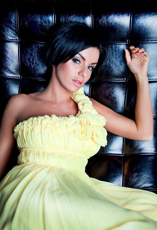 Новый фотосет Julia Volkova