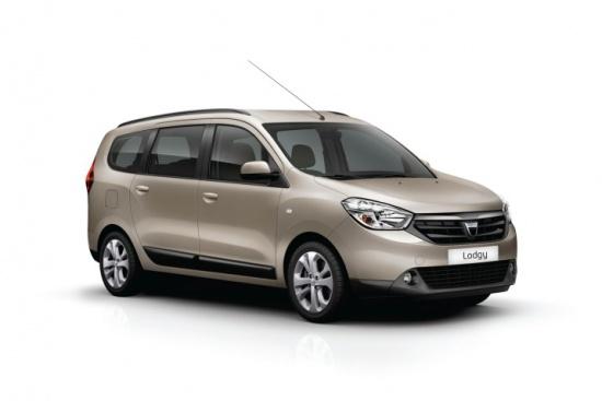 Renault выпускает новый минивэн