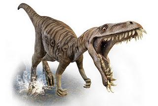 Динозавры исчезли из-за проблем с эрекцией
