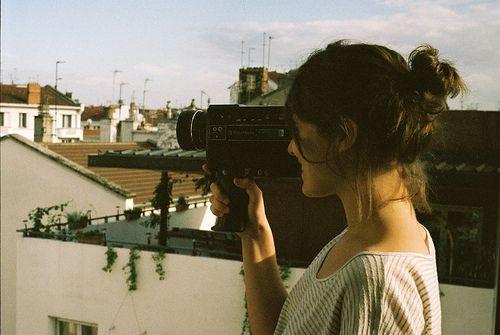 Горячие девушки и фотоаппараты