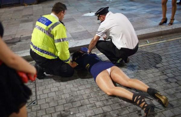 Британский парламент просит граждан выпивать не чаще, чем пять дней в неделю