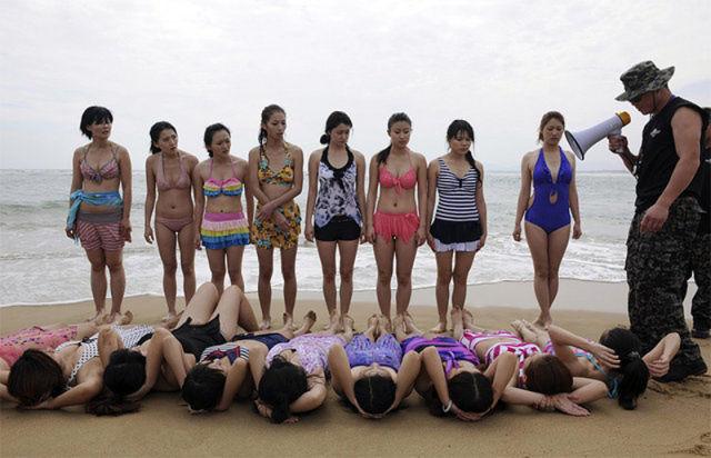 Наказания китайских неверных жен