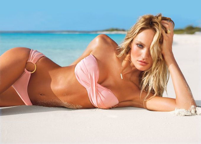���������� �� Victoria's Secret 2012