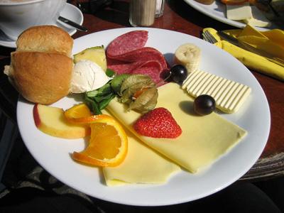 Легкий завтрак: быстро и полезно!